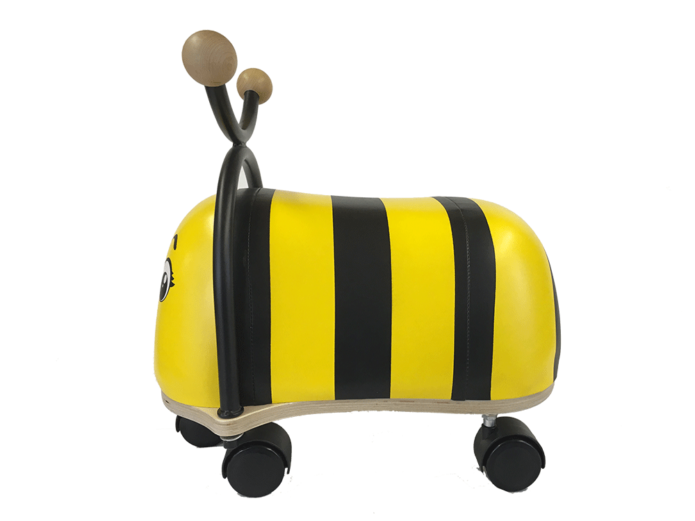 Zum Bugz Bumble Bee Saddle Shape Züm Toyz